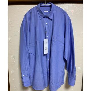 コモリ(COMOLI)の21AW  新型 コモリシャツ  2  COMOLI   コモリ(シャツ)