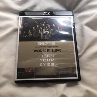 防弾少年団(BTS) - BTS WAKE UP Blu-ray ブルーレイ