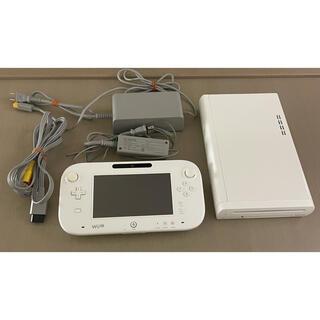 ウィーユー(Wii U)のWiiU 本体 セット(家庭用ゲーム機本体)