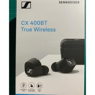 ゼンハイザー(SENNHEISER)のゼンハイザー cx-400bt 【付属品未使用】(ヘッドフォン/イヤフォン)