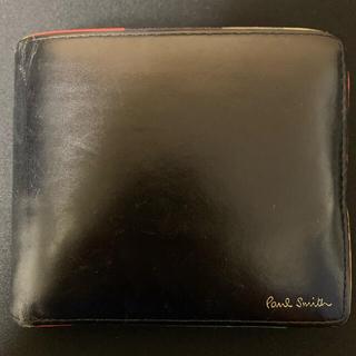 ポールスミス(Paul Smith)のポールスミス Paul Smith アーティストストライプポップ 二つ折り財布(折り財布)