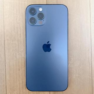 iPhone - 【中古】iPhone 12 Pro 128GB 本体 美品