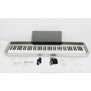 カシオ(CASIO)の【送料込み】  カシオ 電子ピアノ privia PX-120DK 8年製 (電子ピアノ)
