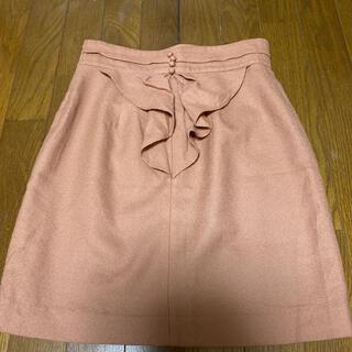 リランドチュール(Rirandture)のリランドチュール リボン付きミニスカート(ミニスカート)