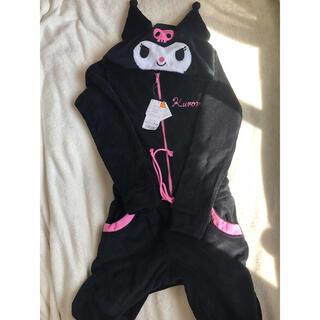 サンリオ(サンリオ)のクロミ クロミちゃん サンリオ 着ぐるみ パジャマ もこもこ 部屋着 モコモコ(ルームウェア)
