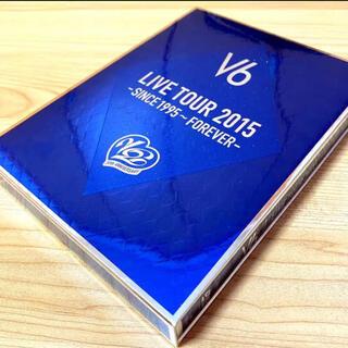 ブイシックス(V6)のV6/LIVE TOUR 2015-SINCE 1995~FOREVER-〈初…(ミュージック)
