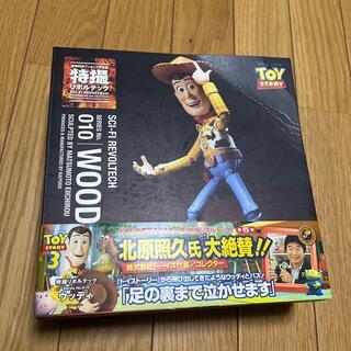 Disney - TOY STORY  ウッディ 特撮リボルテック Series No.010