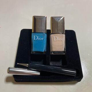 ディオール(Dior)のDIOR マニキュアセット(マニキュア)