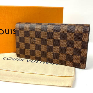 LOUIS VUITTON - ♡未使用♡ ルイヴィトン ポルトフォイユ・ブラザ 長財布 ダミエ 正規品