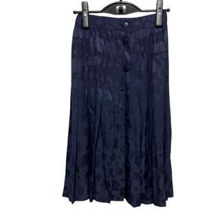 セリーヌ(celine)のセリーヌ ロングスカート サイズ36 S美品 (ロングスカート)