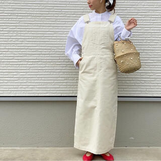 me.ジャンパースカート mite