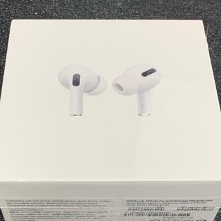 Apple - APPLE AirPods Pro ノイズキャンセリング付完全ワイヤレスイヤホン
