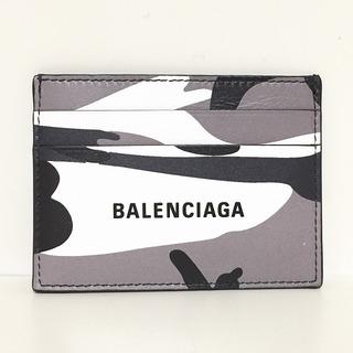 バレンシアガ(Balenciaga)のバレンシアガ カードケース美品  - 594309(名刺入れ/定期入れ)