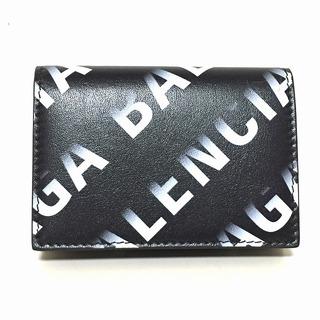 バレンシアガ(Balenciaga)のバレンシアガ 3つ折り財布 594312 レザー(財布)