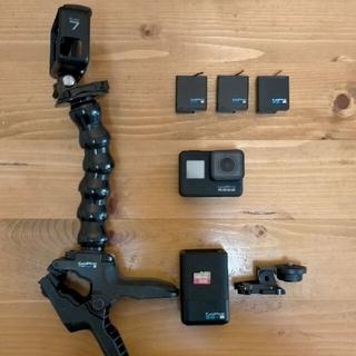 GoPro - GoPro Hero7 Black 付属品多数