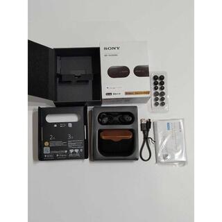 SONY - sony ワイヤレスノイズキャンセリングイヤホン WF-1000XM3