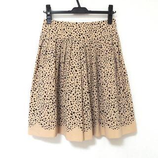 エムズグレイシー(M'S GRACY)のエムズグレイシー ミニスカート サイズ38 M(ミニスカート)