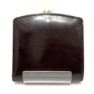 agnes b. - アニエスベー 2つ折り財布 - レザー