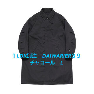 ワンエルディーケーセレクト(1LDK SELECT)の1LDK別注 DAIWA PIER39ステンカラーコート(ステンカラーコート)