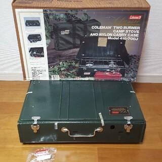 Coleman - 希少・未使用品 コールマン 416-700J ツーバーナー 1993年