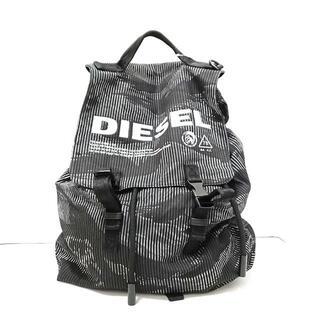 ディーゼル(DIESEL)のDIESEL(ディーゼル) リュックサック美品 (リュック/バックパック)