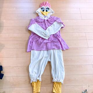 ディズニー(Disney)のディズニー デイジー コスプレ ハロウィン 着ぐるみ(コスプレ)