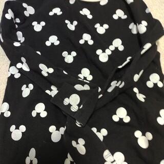 ミッキーマウス(ミッキーマウス)のミッキーマウス長袖130(Tシャツ/カットソー)