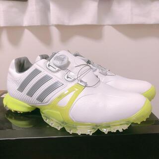 adidas - adidas ゴルフシューズ 25.5センチ