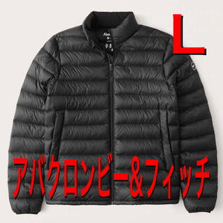 Abercrombie&Fitch - 期間限定SALE〜10/24アバクロンビー&フィッチ ストレッチダウンジャケット