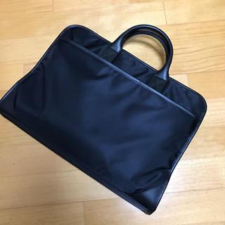 ムジルシリョウヒン(MUJI (無印良品))の【美品】無印良品 ビジネスバッグ(ビジネスバッグ)