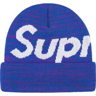 Supreme - Big Logo Beanie