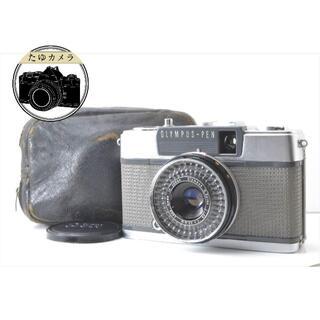OLYMPUS - Olympus オリンパス Pen EES-2 ハーフカメラ 完動品 整備清掃済