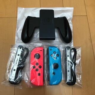 Nintendo Switch - 【新品】Nintendo switchジョイコン