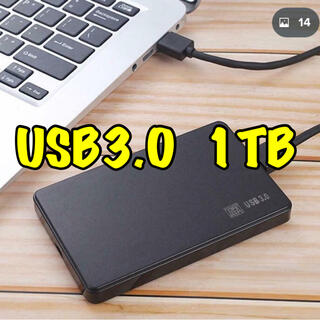 東芝 - 東芝 1 TB HDD USB3.0 外付 ポータブル ハードディスク 2.5