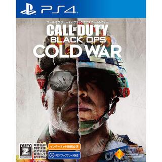 PlayStation4 - コール オブ デューティ ブラックオプス コールドウォー PS4