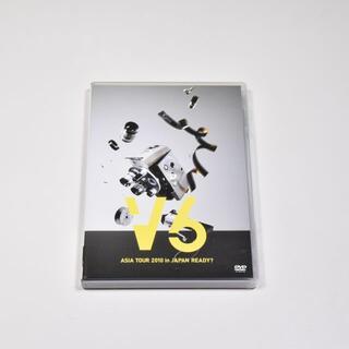 ブイシックス(V6)の美品◆V6◆ASIA TOUR 2010 in JAPAN READY?◆DVD(ミュージック)