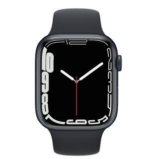 Apple Watch - Apple Watch Series7 45mm GPS ミッドナイトアルミ