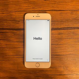 Apple - iPhone 6s Silver 32GB SoftBank