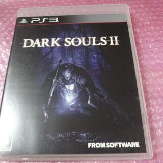 プレイステーション3(PlayStation3)のPS3 dark Souls2⇒送料無料(家庭用ゲームソフト)