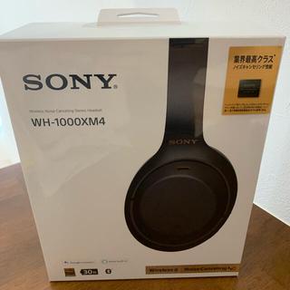 SONY - ソニー ワイヤレスヘッドホン WH-1000XM4 ブラック