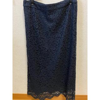 アクアガール(aquagirl)のアクアガール aquagirl レーススカート(ロングスカート)