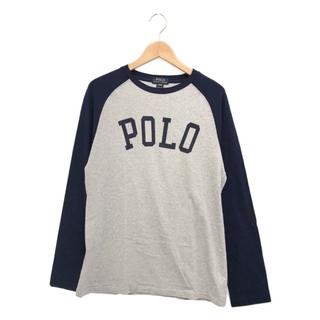 ラルフローレン(Ralph Lauren)のラルフローレン RALPH LAUREN 長袖Tシャツ    メンズ XL(Tシャツ/カットソー(七分/長袖))