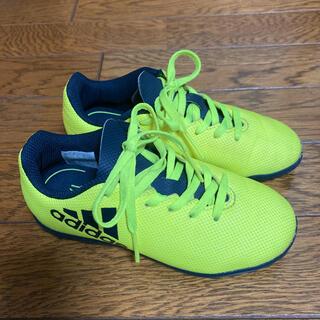 adidas - サッカー トレーニングシューズ 18cm