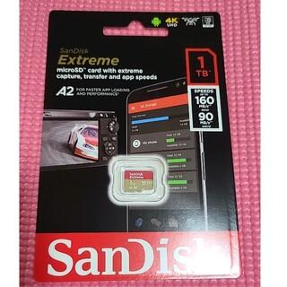 SanDisk - 新品 1TB  SDXC  サンディスク SDSQXA1-1T00-GN6MN