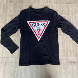 GUESS - GUESS(ゲス) ロングTシャツ メンズ、レディース