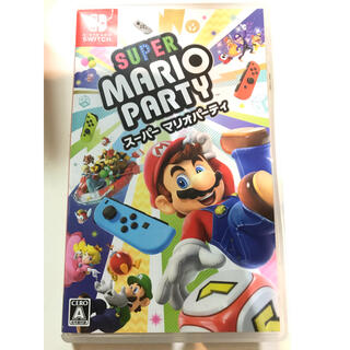 Nintendo Switch - ☆スイッチ スーパーマリオパーティ☆