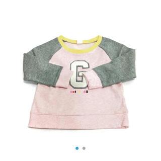 ベビーギャップ(babyGAP)の【定価半額以下】babygap☆新品☆90☆Gマークトレーナー(ニット)