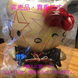 shu uemura - 【お問い合わせ多くなってます】ハローキティ✖️シュウウエムラ非売品