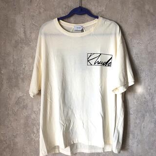 ボウダンショウネンダン(防弾少年団(BTS))のRHUDE Tシャツ JIMIN着用 IN THE SOOP2 ジミン BTS(Tシャツ/カットソー(半袖/袖なし))