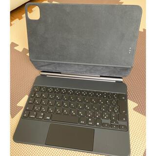 アイパッド(iPad)のMagic Keyboard   11インチiPad用【新品同様】(iPadケース)